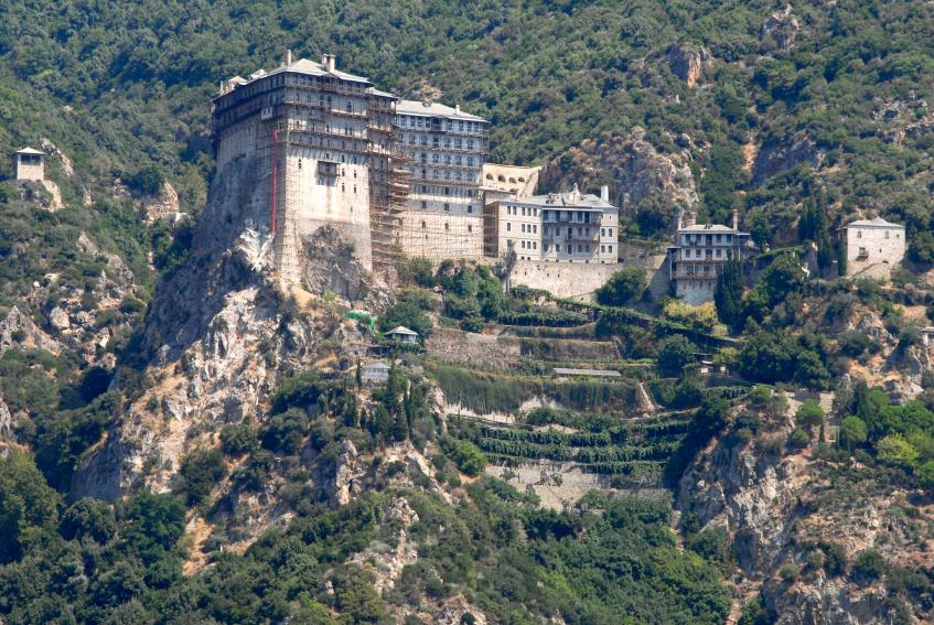 Berg Athos Villa Dagor